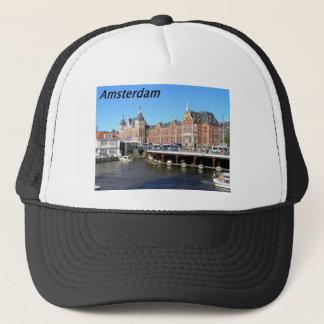 Amsterdam--Nederländerna---[kan.k] Truckerkeps
