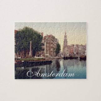 Amsterdam pussel