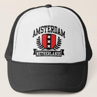 Amsterdam Truckerkeps