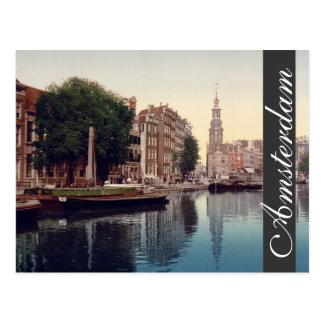 Amsterdam vykort