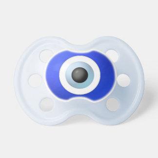 Amulett som ska avvärjas av det onda ögat napp