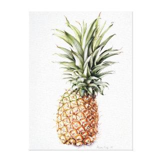 Ananas 1997 canvastryck