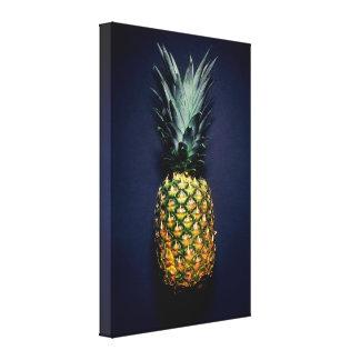 Ananas Canvastryck