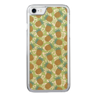 Ananas Carved iPhone 7 Skal