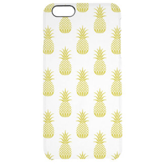 Ananas Clear iPhone 6 Plus Skal
