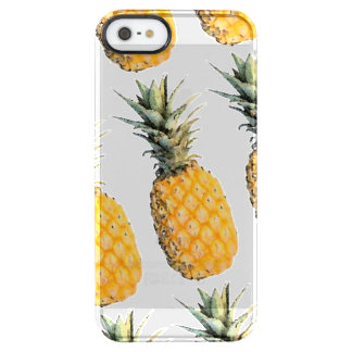 ananas clear iPhone SE/5/5s skal