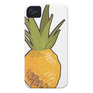Ananas iPhone 4 Case-Mate Skal