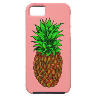 Ananas iPhone 5 Skydd