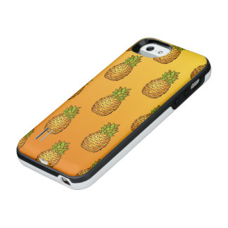 Ananas iPhone SE/5/5s Batteri Skal