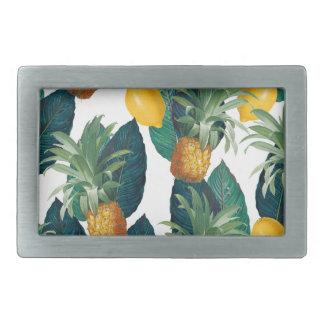 ananas- och citronvit