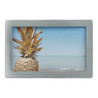 Ananas på stranden