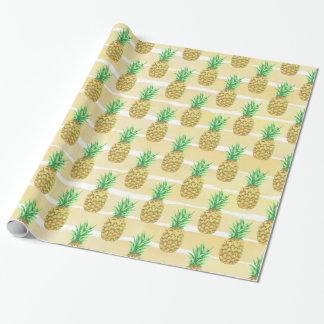 Ananas Presentpapper