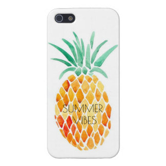 ANANAS - SOMMARVIBES iPhone 5 SKAL