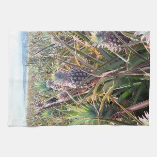 Ananasfälthandduk Kökshandduk