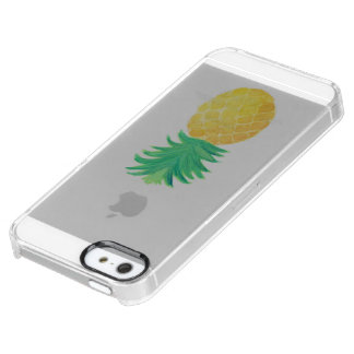 Ananasiphone case clear iPhone SE/5/5s skal