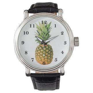 Ananasklocka Armbandsur