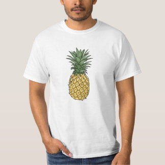 Ananasuttryck T Shirt