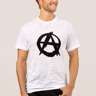 Anarkistlogotypmanar t-skjorta tröjor