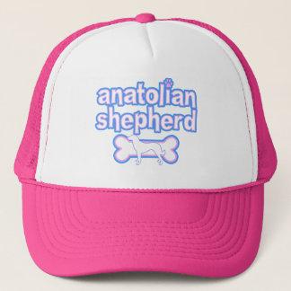 Anatolian herde för rosor & för blått keps