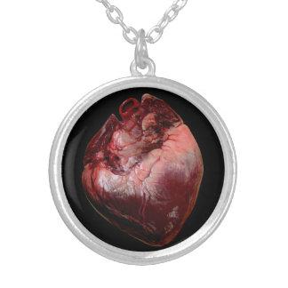 Anatomical halsband för människahjärtaGoth fasa