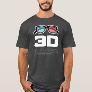 anblick 3d t shirts