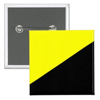 Ancap Colombia politisk flagga Knappar Med Nål