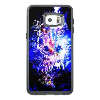 Andas igen Yule drömmar av de som älskar oss OtterBox Samsung Galaxy S6 Edge Plus Skal
