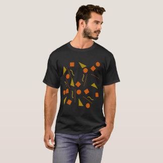 Andas/manar grundläggande mörka T-tröja Tröjor