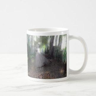 Ande av skogen kaffemugg