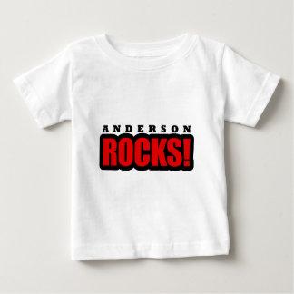 Andersson Alabama stadsdesign T-shirts