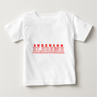 Andersson Alabama stadsdesign T Shirts