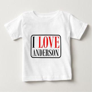 Andersson Alabama stadsdesign Tee Shirt