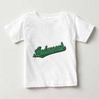 Andersson i grönt t-shirt