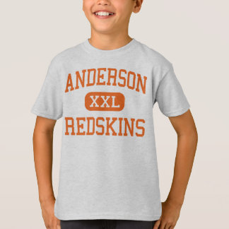Andersson - Redskins - kick - Cincinnati Ohio Tee Shirt