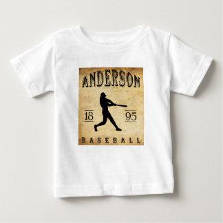 AnderssonIndiana baseball 1895 Tee
