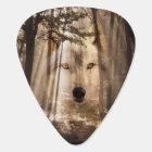 Andevarg i skogen plektrum