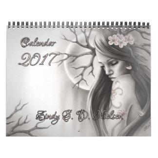 Andlig kalender för djur 2017 vid Zindy