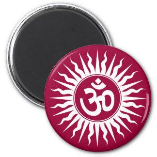 Andlig Om Magnet Rund 5.7 Cm