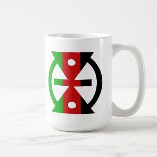 Ändra den Kwanzaa muggen Kaffemugg