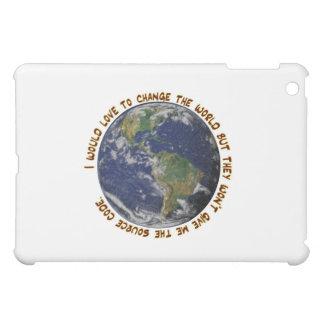 Ändra världsipad cover iPad mini skydd