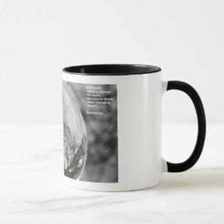 Ändra världskaffemuggen mugg