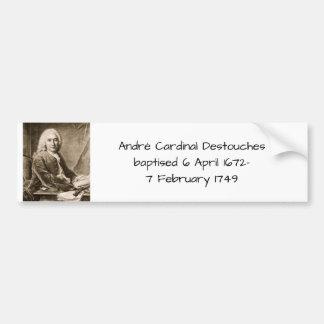 Andre kardinal Destouches Bildekal