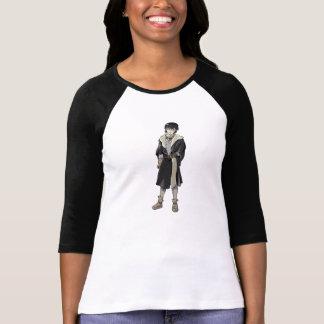 (Andre) kvinna Bella 3/4 sleeveRaglanT-tröja Tröja