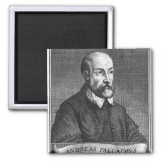 Andrea Palladio som inristas av Francesco Magnet