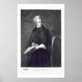 Andrew Jackson 7:epresident av Förenta staterna Poster
