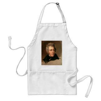 Andrew Jackson Förkläde