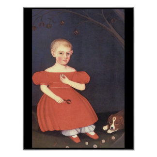 Andrew Jackson tio Broeck_Portraits Poster