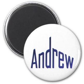Andrew Magnet Rund 5.7 Cm