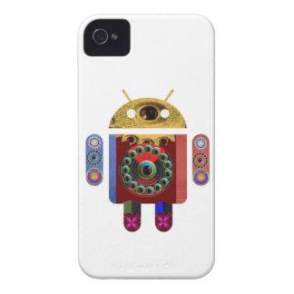 ANDROID av Navin Joshi iPhone 4 Case-Mate Skydd