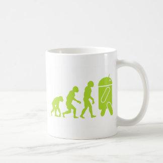 Androidevolution Kaffemugg